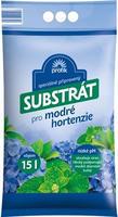 Forestina Profík - Substrát pro modré hortenzie 15 l