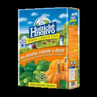 FORESTINA Hoštické hnojivo na okurky a cukety čistě přírodní 1 kg