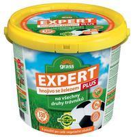 FORESTINA trávníkové hnojivo EXPERT PLUS +Fe - kbelík 10 kg