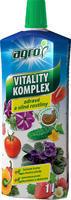 AGRO Vitality Komplex kap. 1L Pro všechny rostliny + ZDARMA KRISTALON na pokojové rostliny