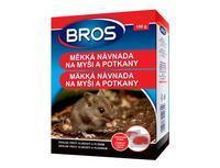 Bros měkká nástraha na myši a potkany 150g