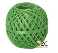 motouz - polypropylenový  2 mm, 50 g mix barev