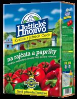 FORESTINA Hoštické hnojivo na rajčata a papriky čistě přírodní 1 kg