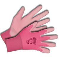 Rukavice GD 315 vel.7 neon pink