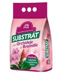 FORESTINA Substrát pro orchideje a bromélie PROFÍK 5l