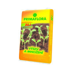 PRIMAFLORA Substrát pro výsev a množení 20 l