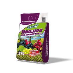 AGRO Minerální hnojivo pro vinnou révu 3 kg