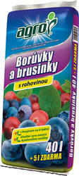 AGRO Substrát pro borůvky a brusinky 40l + 5l zdarma - NOVINKA