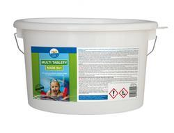 Tablety MULTI MAXI 5v1 do bazénu 5 kg