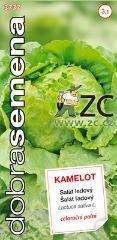 Dobrá semena Salát celoroční ledový Kamelot 0,6 g