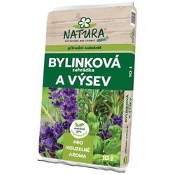 AGRO NATURA Substrát bylinková zahrádka a výsev 10 l