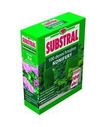 SUBSTRAL 100 denní hnojivo pro konifery 1 kg