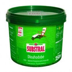 SUBSTRAL 100 denní hnojivo pro trávník 5 kg