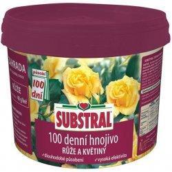 SUBSTRAL 100 denní hnojivo pro růže 5kg