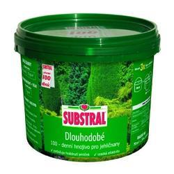 SUBSTRAL 100 denní hnojivo pro konifery 5 kg