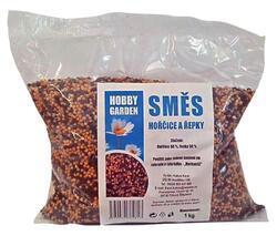 HOBBY GARDEN Směs hořčice a řepky 500 g