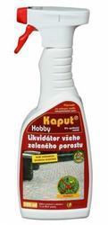 KAPUT Hobby 0,5 l likvidátor zeleného porostu