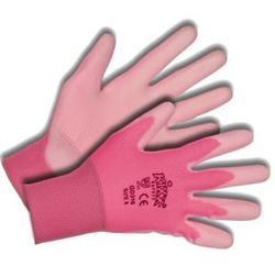 Rukavice GD 316 vel.8 neon pink