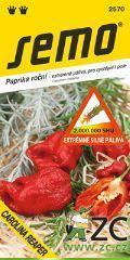 Chilli semínka CAROLINA REAPER Extrémně silně pálivá 2.000.000 SHU!