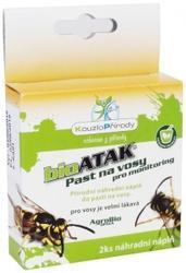 AgroBio KOUZLO PŘÍRODY bioATAK Past na vosy náhr. náplň