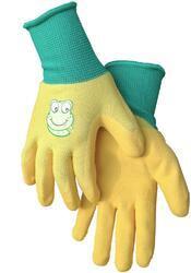 Dětské rukavice Drago máčené  žába