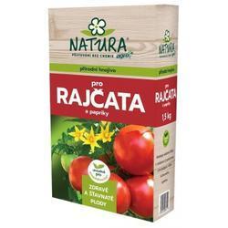AGRO NATURA Přírodní hnojivo pro rajčata a papriky 1,5kg