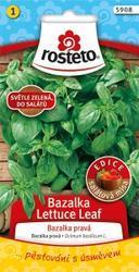 Rosteto Bazalka pravá - Lettuce Leaf  0.8g