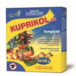 AGRO Kuprikol 50 2x10g