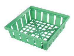 košík na cibuloviny -hranatý 16,5x16,5 cm