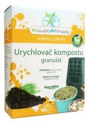 AgroBio KOUZLO PŘÍRODY Urychlovač kompostu granulát 1 kg