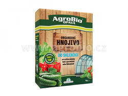 AgroBio TRUMF Organické hnojivo do skleníků 1 kg