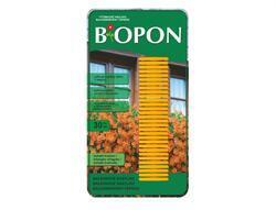 Hnojivo BIOPON tyčinkové na balkonové rostliny 30ks