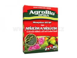 PROTI Mšicím a molicím - Mospilan 20 SP 2 x 1,8g