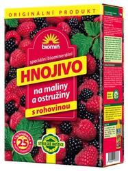 FORESTINA ORGAMIN hnojivo na maliny a ostružiny 1 kg
