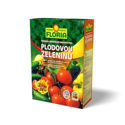 FLORIA OM hnojivo pro plodovou zeleninu 2,5 kg + ZDARMA KRISTALON pro pokojové rostliny