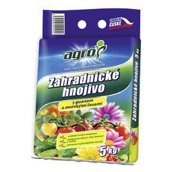 AGRO Zahradnické hnojivo 5 kg + ZDARMA KRISTALON pro pokojové rostliny