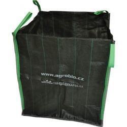 VAK na zahradní odpad a listí - zelený 70x70x70 cm