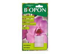 BIOPON tyčinkové hnojivo na orchideje 10ks+10 zdarma