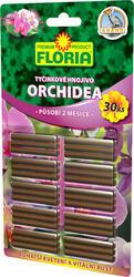 FLORIA Tyčinkové hnojivo pro orchideje s aktivátorem kvetení 30 ks