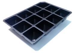 Deska sadbová 12 buněk pro minipařeniště