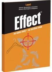EFFECT - textilní moli 1 ks přírodní