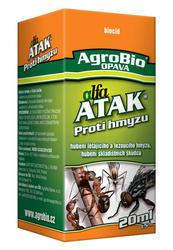AgroBio ATAK Alfa Proti hmyzu 20 ml