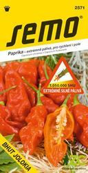Paprika zel. pálivá - Bhut Jolokia 15s /SHU 1 050 000/