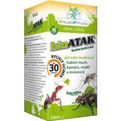 AgroBio KOUZLO PŘÍRODY KP bioATAK koncentrát- 25ml