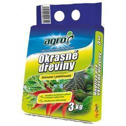 AGRO Hnojivo pro okrasné dřeviny 3 kg