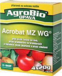 AgroBio ACROBAT MZ WG 4x20 g