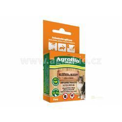 AgroBio ATAK - Ektosol odpuzovač parazitů koček - SpotOn - S
