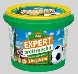 FORESTINA GRASS Trávníkové hnojivo Expert proti mechu 5kg
