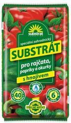 FORESTINA Substrát pro rajčata, papriky, okurky 40l