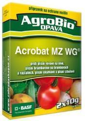 AgroBio ACROBAT MZ WG 2x10 g